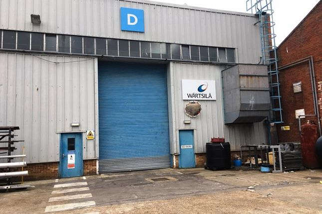 Thumbnail Light industrial to let in Unit D, Fleets Corner Business Park, Nuffield Road