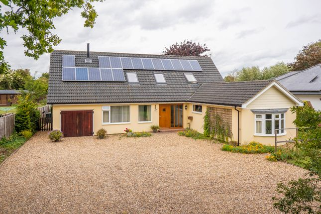 Thumbnail Detached house for sale in Woolpit, Bury St Edmunds, Suffolk