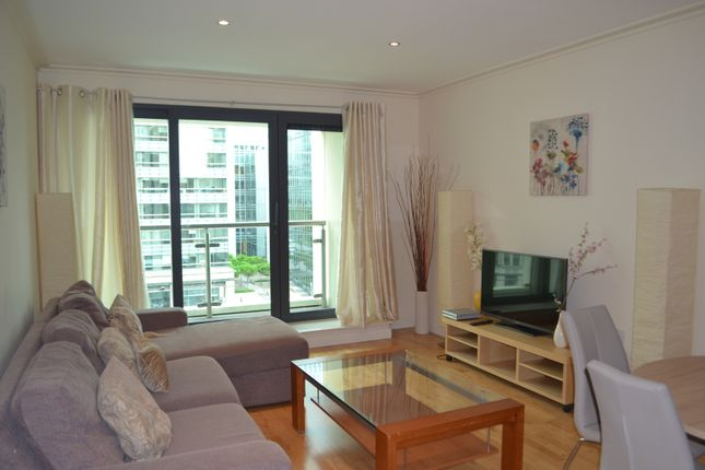 Thumbnail Terraced house for sale in Discovery Dock East, South Quay Square, London