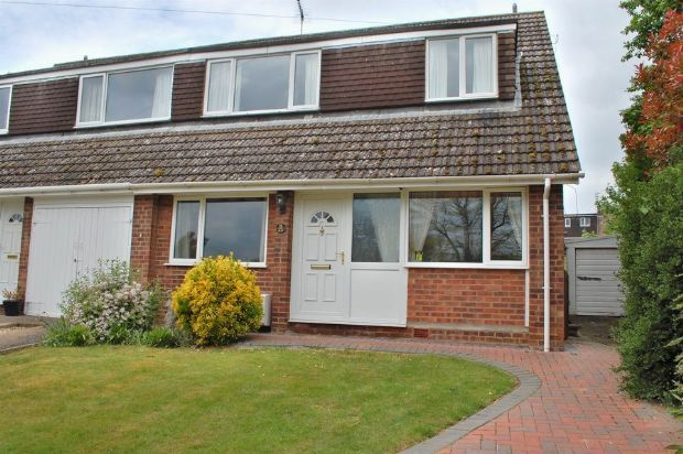 Thumbnail Semi-detached house for sale in Close Road, Nether Heyford, Northampton