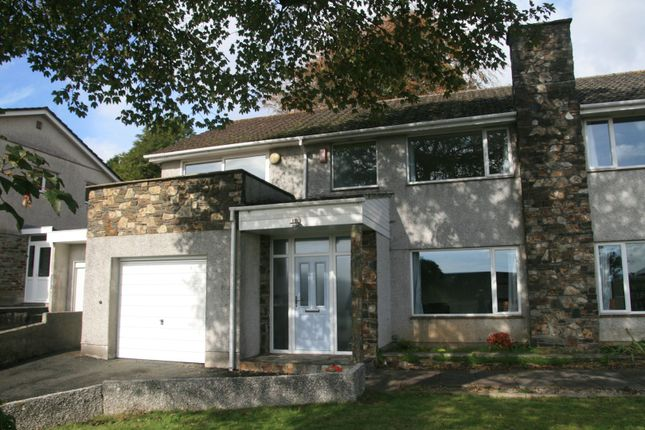 Thumbnail Detached house for sale in Wellsbourne Park, Plymouth