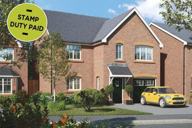 Thumbnail Detached house for sale in The Alston, Brook Meadow, Loggerheads, Market Drayton