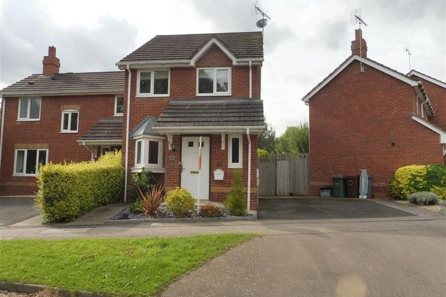 Thumbnail Semi-detached house to rent in Riddings Hill, Balsall Common, Coventry