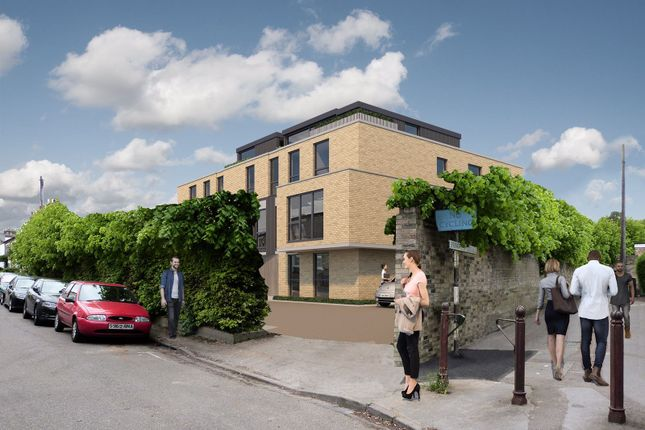 Thumbnail Flat for sale in Whichcote, Springfield Road, Cambridge