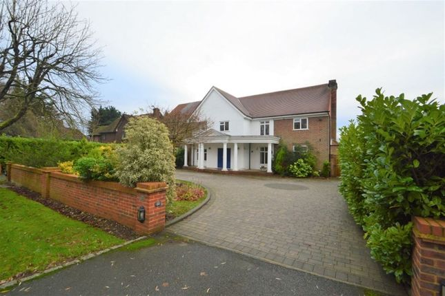 Thumbnail Detached house to rent in School Close, High Wycombe