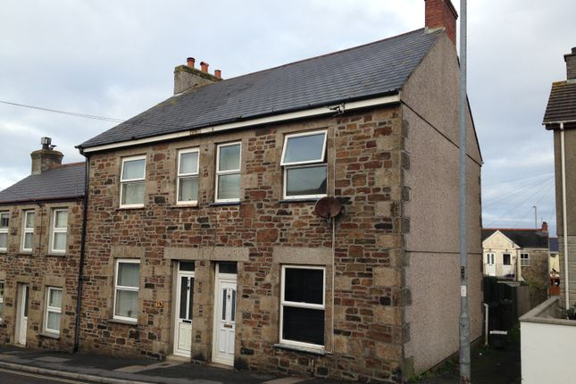 Thumbnail Detached house to rent in Wesley Court, Wesley Street, Redruth