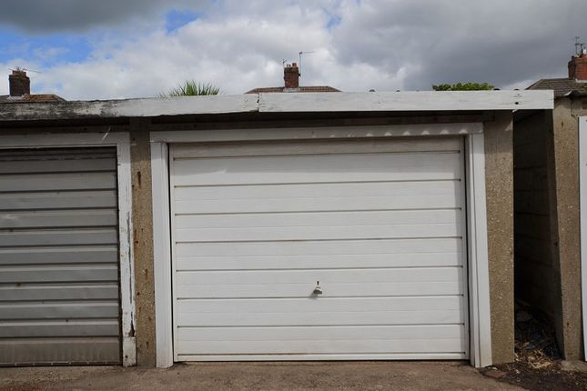Thumbnail Parking/garage for sale in Garage 15 Celtic Road, The Philog, Whitchurch, Cardiff.