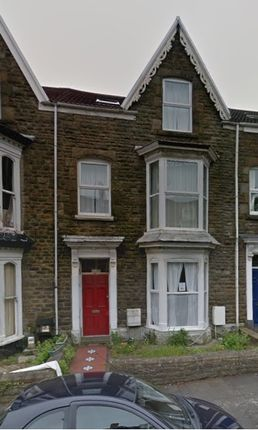 Thumbnail Terraced house to rent in St. Albans Road, Brynmill, Swansea