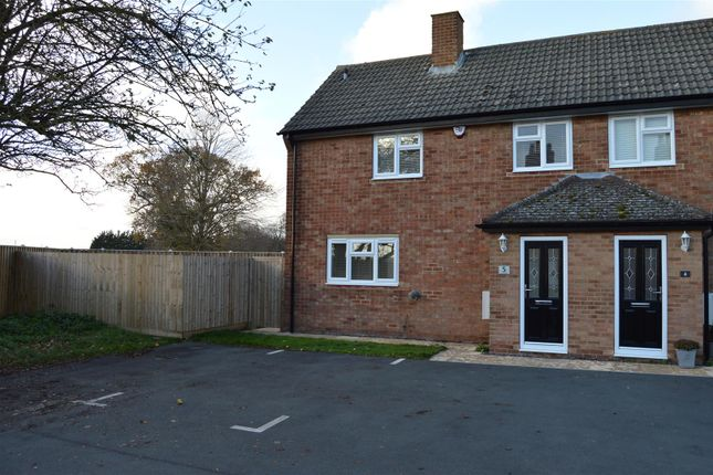 Thumbnail Semi-detached house to rent in Dixwell Way, Rugby