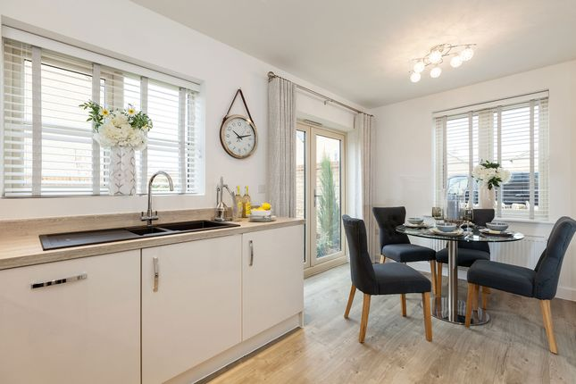 """3 bedroom semi-detached house for sale in """"The Staunton Sp"""" at Deardon Way, Shinfield, Reading"""