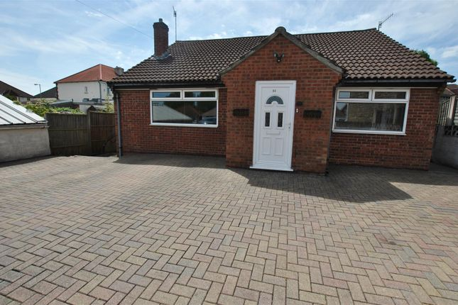 Thumbnail Detached bungalow for sale in Whitchurch Road, Bishopsworth, Bristol