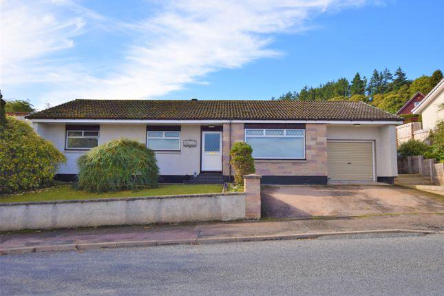 Thumbnail Detached bungalow for sale in Overton Avenue, Inverness
