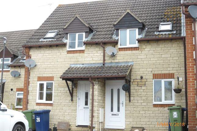 End terrace house to rent in Cutsdean Close, Bishops Cleeve, Cheltenham