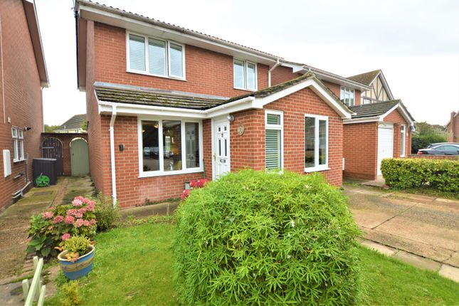 3 bed detached house for sale in Pilborough Way, Stanway, Colchester CO3