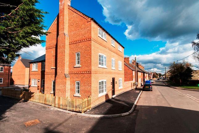 Thumbnail Detached house for sale in Main Street, Long Whatton, Long Whatton, Leicestershire