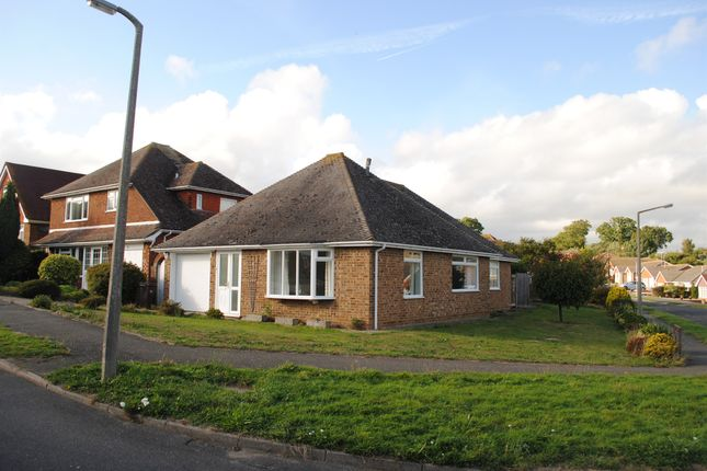 Thumbnail Detached bungalow for sale in Summer Hill Road, Bexhill-On-Sea