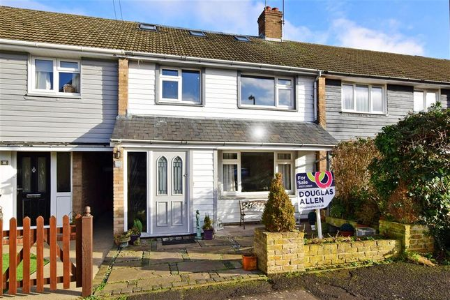 Thumbnail Terraced house for sale in Hope Close, Mountnessing, Brentwood, Essex