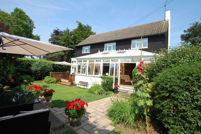 4 bed detached house for sale in Fordhams Row, Rectory Road, Orsett, Grays