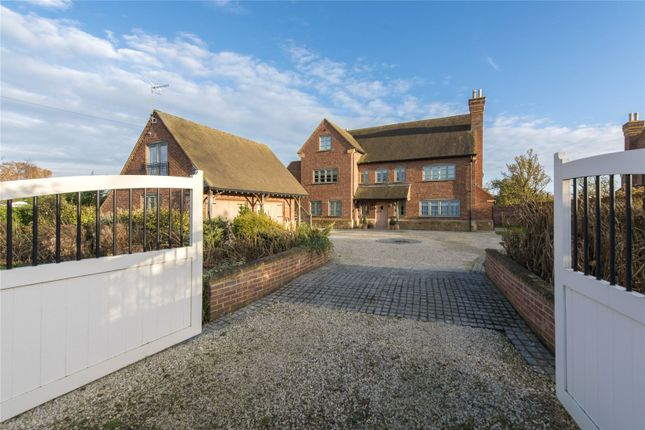 Thumbnail Detached house for sale in Admington, Shipston-On-Stour, Warwickshire