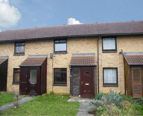 2 bed terraced house to rent in Marholm Road, Peterborough PE4