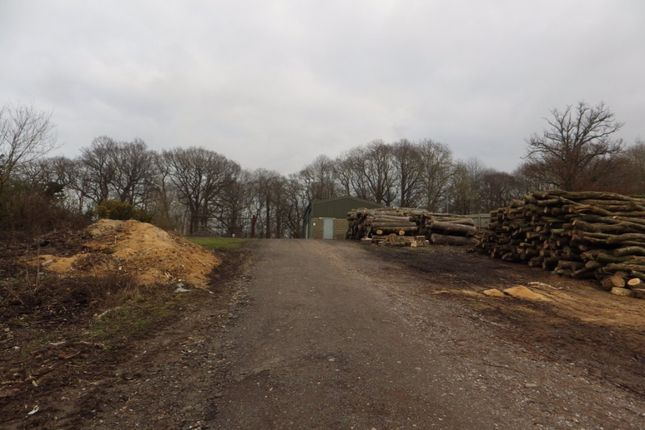 Thumbnail Land for sale in Paices Hill, Aldermaston
