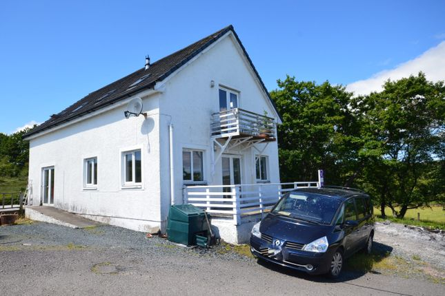 Thumbnail Detached house for sale in Spennie Beag, Salen Road, Tobermory