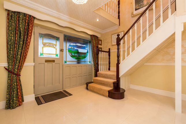 Thumbnail Detached house for sale in Princes Avenue, Caerphilly