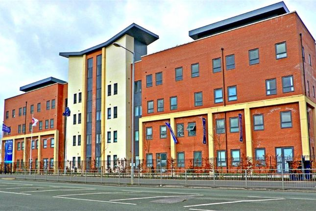 Thumbnail Flat for sale in Eastgate, Victoria Avenue East, Manchester