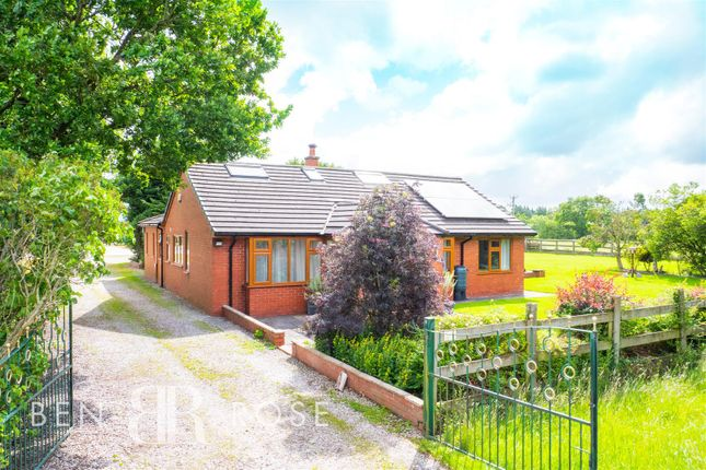 Thumbnail Detached bungalow for sale in Wood Lane, Heskin, Chorley