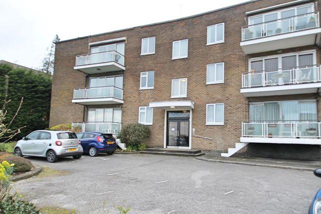 Thumbnail Flat for sale in Holmebury Court, Hive Road, Bushey Heath, Bushey