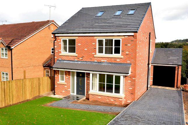 Thumbnail Detached house for sale in Plot 2, Westfield Lane, Kippax, Leeds, West Yorkshire