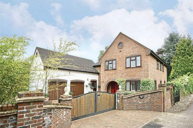 Thumbnail Detached house for sale in Great North Road, Eaton Socon, St. Neots, Cambridgeshire
