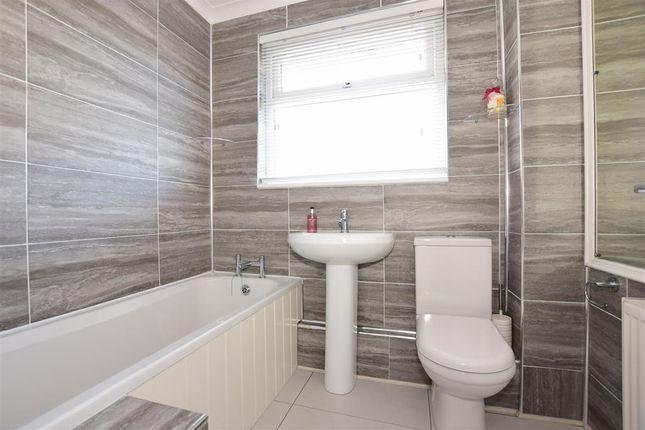 Bathroom of Rochester Crescent, Hoo, Rochester, Kent ME3