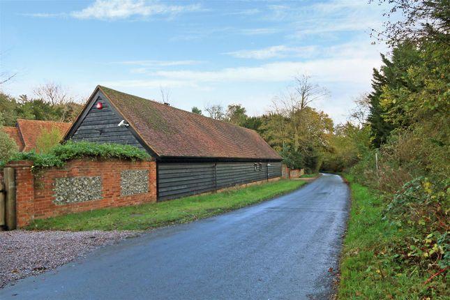 External (1) of Hawksmoor, Harris Lane, Shenley, Radlett WD7