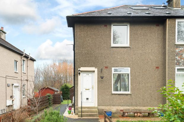 Thumbnail Flat for sale in Carrick Knowe Avenue, Edinburgh