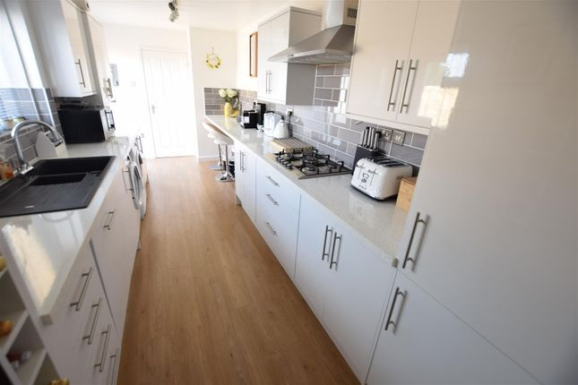 Thumbnail End terrace house for sale in Clevedon Road, Portishead, Bristol