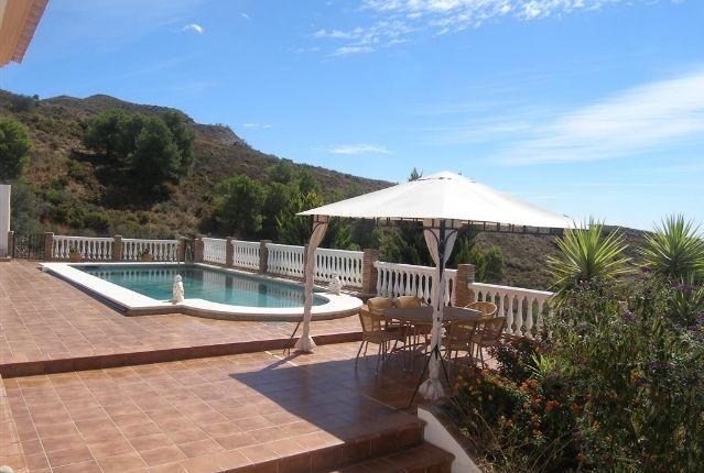 Pool And Terrace of Spain, Málaga, Mijas