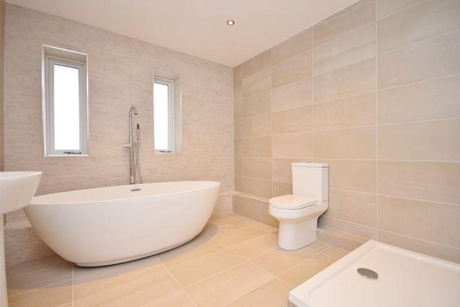 Bathroom of Belle Vue Gardens, Blidworth, Nottinghamshire NG21