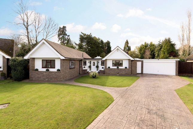 Thumbnail Detached bungalow for sale in Weald Close, Bromley
