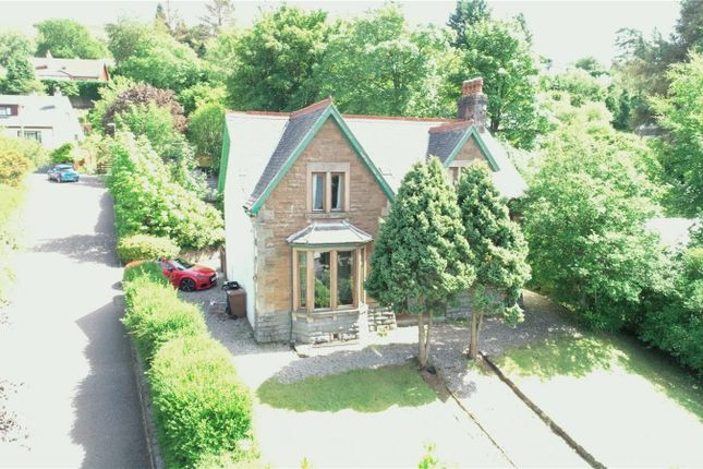 Thumbnail Detached house for sale in Mayfield, Union Road, Fort William, Highland