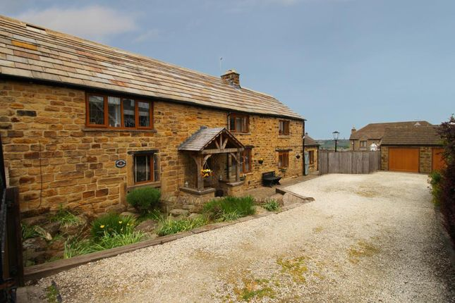 Thumbnail Detached house for sale in The Town, Thornhill, Dewsbury
