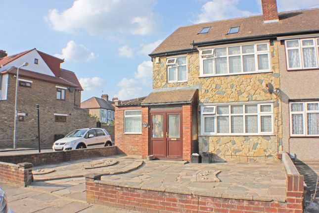 Thumbnail End terrace house for sale in Middleton Gardens, Gants Hill