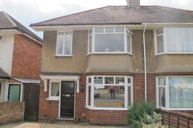 3 bed property to rent in Trevor Crescent, Northampton