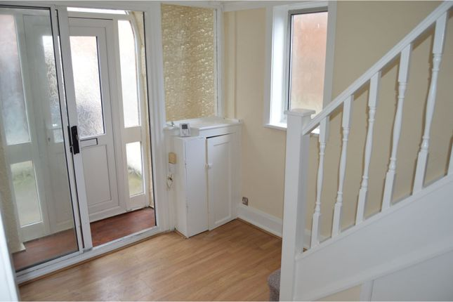 Entrance Hall of Park Street, Wallasey, Wirral CH44