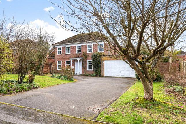 Thumbnail Detached house for sale in Bluebell Drive, Burghfield Common