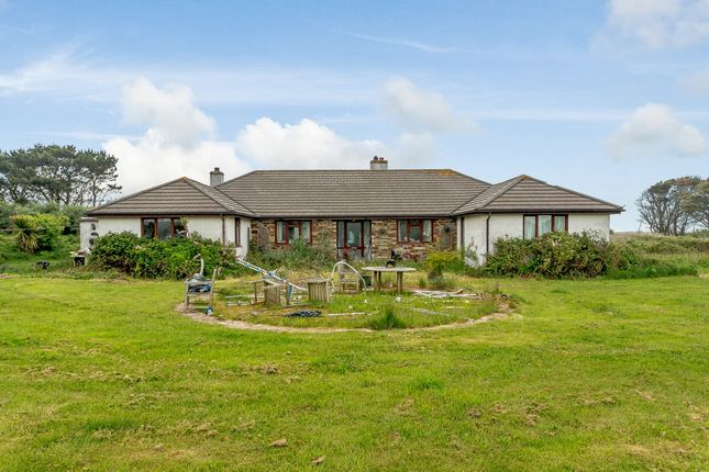 Bungalow for sale in Higher Trevellas, Saint Agnes, Cornwall