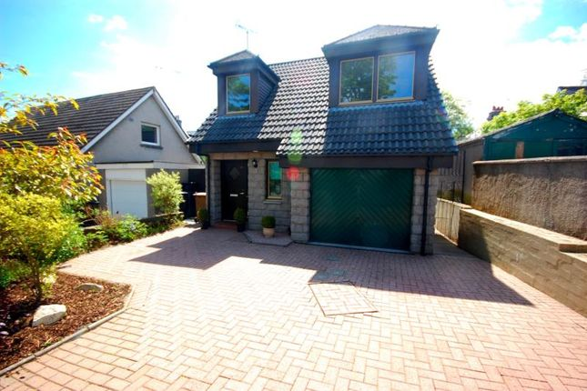 Thumbnail Detached house to rent in Midstocket Road, Aberdeen
