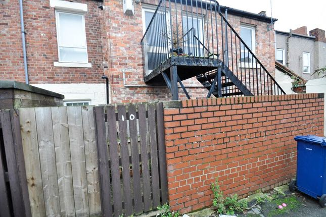 Rear View of Westoe Court, Ada Street, South Shields NE33