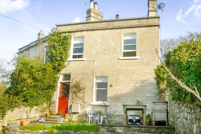 Thumbnail Semi-detached house for sale in Entry Hill, Bath