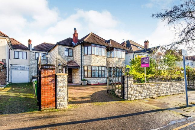 Thumbnail Semi-detached house for sale in Aylestone Avenue, Brondesbury Park